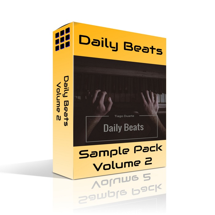 Daily Beats Sample Pack Volume 2 - Daily Beats